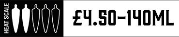 heat scale two chilli 140ml £4.00